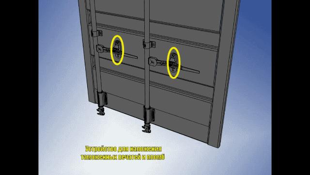 Морской контейнер, контейнер склад. Виды и особенности