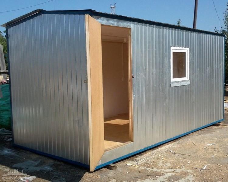 Конструкция бытовок и аренда блок контейнеров