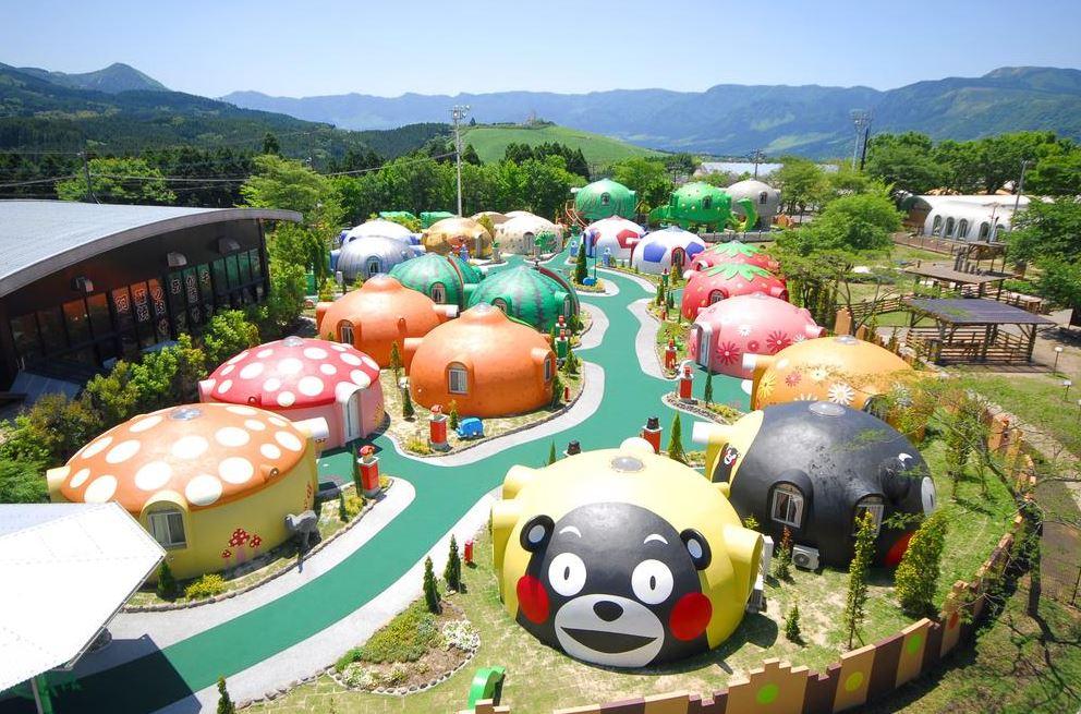 Японские отели