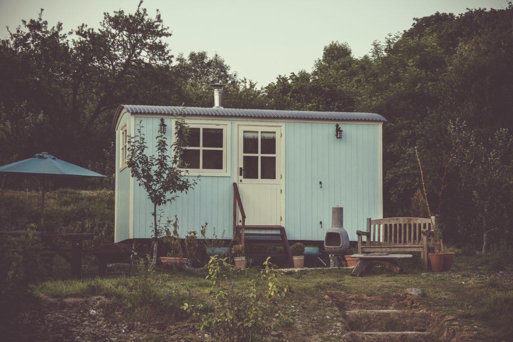 уютный дачный домик